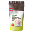 Wellcare Reduced Sugar Strawberry Flavour Dessert Mix