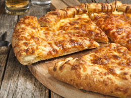 Chicago Town Takeaway Cheese Stuffed Crust Loaded Cheese